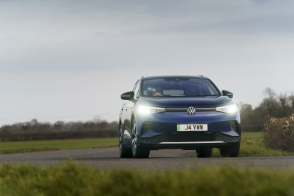2021 Volkswagen ID.4 1st Edition - UK version 33