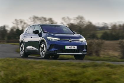 2021 Volkswagen ID.4 1st Edition - UK version 39