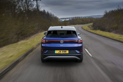 2021 Volkswagen ID.4 1st Edition - UK version 43