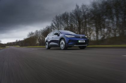 2021 Volkswagen ID.4 1st Edition - UK version 49