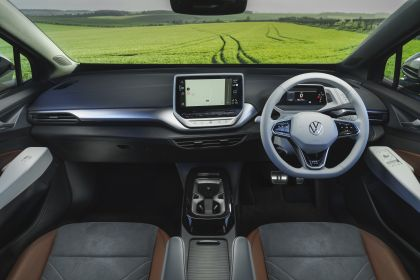 2021 Volkswagen ID.4 1st Edition - UK version 77