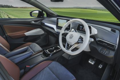2021 Volkswagen ID.4 1st Edition - UK version 80