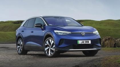 2021 Volkswagen ID.4 1st Edition - UK version 8
