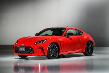 2022 Toyota GR 86 - Japan version 5