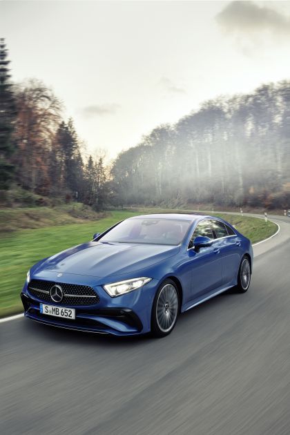 2022 Mercedes-Benz CLS 21