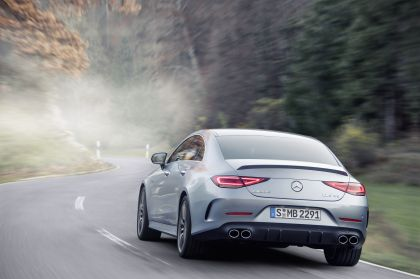 2022 Mercedes-AMG CLS 53 12