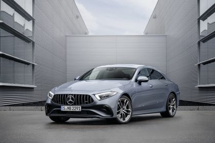 2022 Mercedes-AMG CLS 53 13