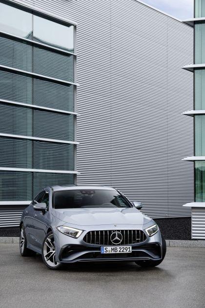2022 Mercedes-AMG CLS 53 17