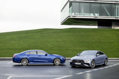 2022 Mercedes-AMG CLS 53 31