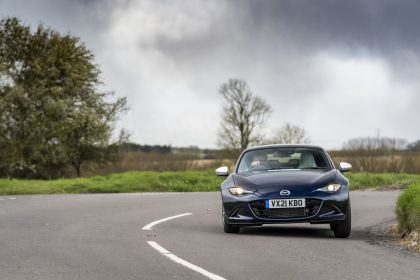 2021 Mazda MX-5 Sport Venture - UK version 12