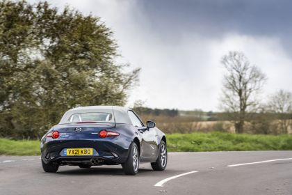 2021 Mazda MX-5 Sport Venture - UK version 14