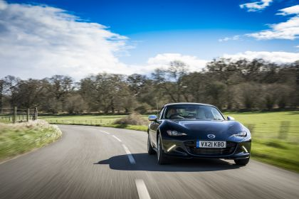 2021 Mazda MX-5 Sport Venture - UK version 27