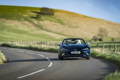 2021 Mazda MX-5 Sport Venture - UK version 79