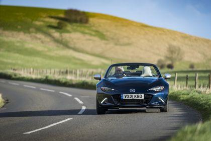 2021 Mazda MX-5 Sport Venture - UK version 80