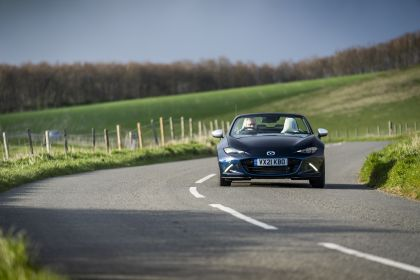2021 Mazda MX-5 Sport Venture - UK version 85