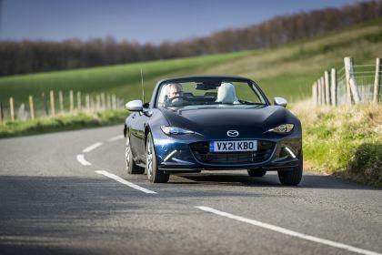 2021 Mazda MX-5 Sport Venture - UK version 87