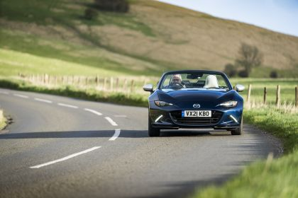 2021 Mazda MX-5 Sport Venture - UK version 88