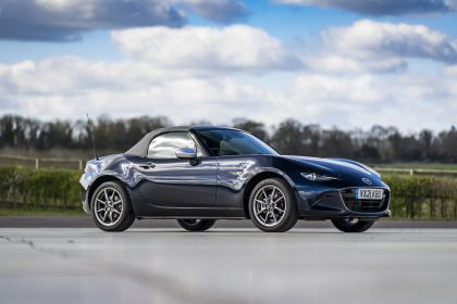 2021 Mazda MX-5 Sport Venture - UK version 123