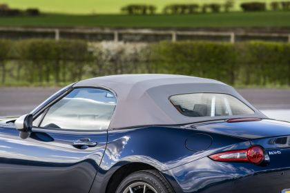 2021 Mazda MX-5 Sport Venture - UK version 135