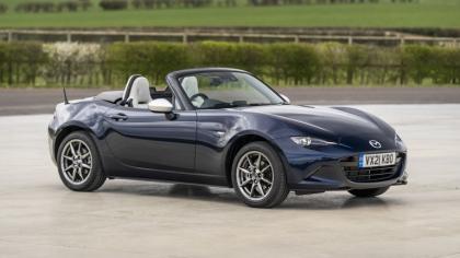 2021 Mazda MX-5 Sport Venture - UK version 4