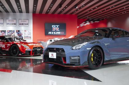 2021 Nissan GT-R ( R35 ) Nismo Special Edition 9