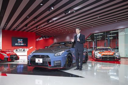 2021 Nissan GT-R ( R35 ) Nismo Special Edition 13