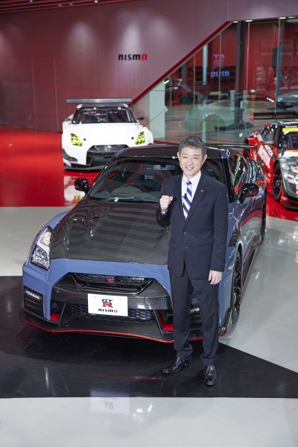 2021 Nissan GT-R ( R35 ) Nismo Special Edition 14