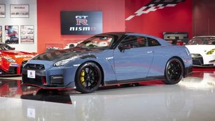 2021 Nissan GT-R ( R35 ) Nismo Special Edition 8