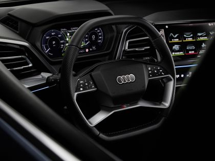 2022 Audi Q4 Sportback e-tron 36