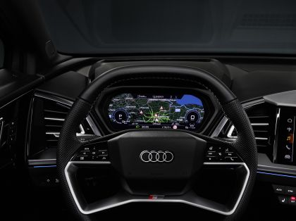 2022 Audi Q4 Sportback e-tron 44