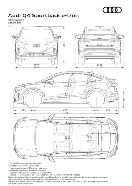 2022 Audi Q4 Sportback e-tron 62