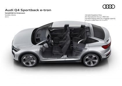 2022 Audi Q4 Sportback e-tron 68
