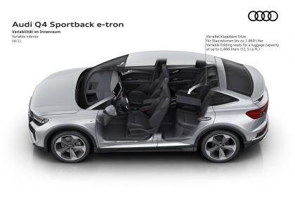 2022 Audi Q4 Sportback e-tron 69