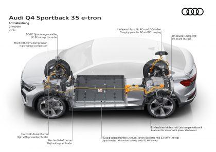 2022 Audi Q4 Sportback e-tron 73