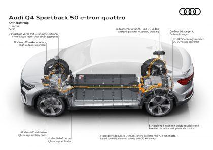 2022 Audi Q4 Sportback e-tron 74