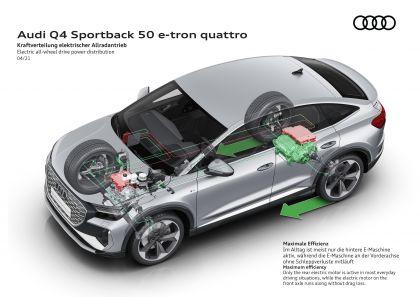 2022 Audi Q4 Sportback e-tron 77