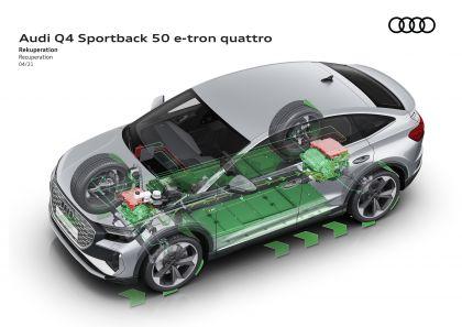 2022 Audi Q4 Sportback e-tron 78