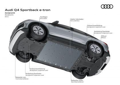 2022 Audi Q4 Sportback e-tron 87