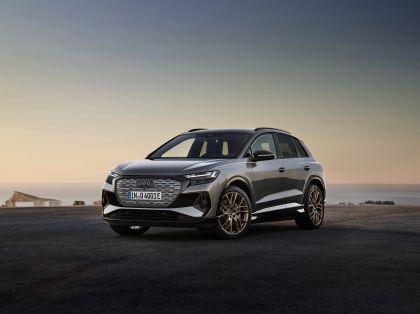 2022 Audi Q4 e-tron 1