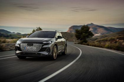 2022 Audi Q4 e-tron 5