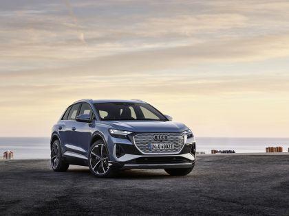 2022 Audi Q4 e-tron 8