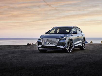 2022 Audi Q4 e-tron 10