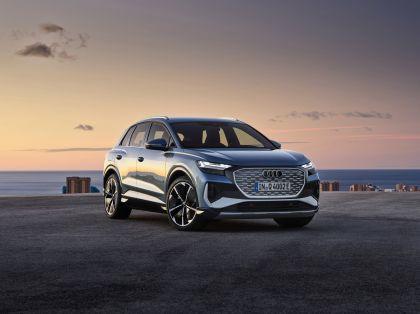 2022 Audi Q4 e-tron 11