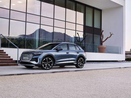 2022 Audi Q4 e-tron 25