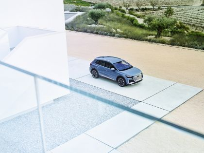 2022 Audi Q4 e-tron 34