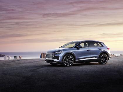 2022 Audi Q4 e-tron 36