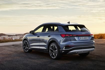 2022 Audi Q4 e-tron 42