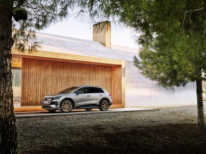 2022 Audi Q4 e-tron 46