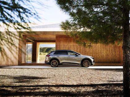 2022 Audi Q4 e-tron 48