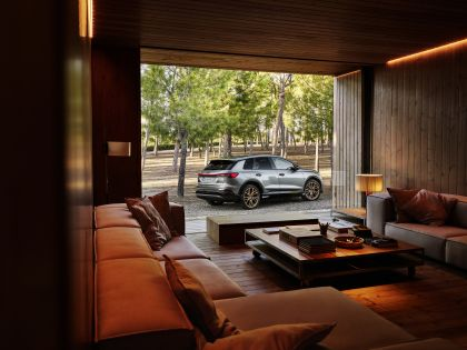 2022 Audi Q4 e-tron 54